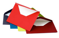 Envelopes Royalty Free Stock Images