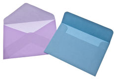 Envelopes for Letter Writing Royalty Free Stock Image