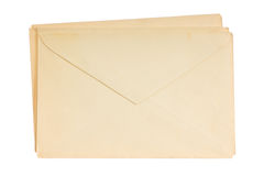 Envelopes for letters Royalty Free Stock Photo