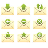 Envelopes Series   01 Royalty Free Stock Images