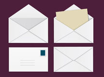 Envelopes Stock Photography