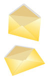 Envelopes - vector image Stock Photos