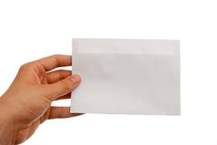Enveloppe Photo stock