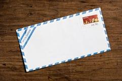 Enveloppe blanc. Photos libres de droits