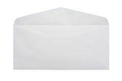 Enveloppe blanche Photo stock
