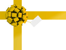 enveloppe de cadeau 3d illustration de vecteur
