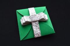 Enveloppe de cadeau Photos stock