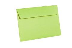 Enveloppe de couleur Photos stock