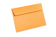 Enveloppe de couleur Photo libre de droits