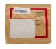 Enveloppe de la poste aérienne Photo stock