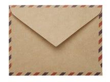 enveloppe de papier brun photographie stock libre de droits