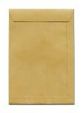 Enveloppe de papier de Brown photo stock