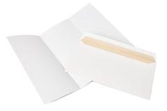 Enveloppe et lettre photos libres de droits