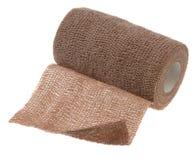 enveloppe flexible cohésive de bandage Image libre de droits
