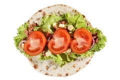 enveloppe intérieure de sandwich Photo stock