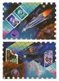 Enveloppe postale Photographie stock libre de droits