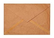 Enveloppe vide Image libre de droits