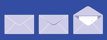 Enveloppen Royalty-vrije Stock Afbeelding