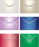Enveloppen Royalty-vrije Stock Foto's