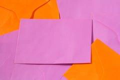 Enveloppes Photos libres de droits