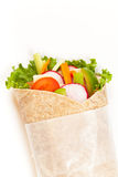 Enveloppes fraîches de tortilla photo stock