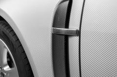 Enveloppez un aluminium de voiture Images libres de droits