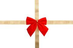 Enveloppez un cadeau photo stock