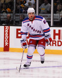 Enver Lisin, New York Rangers Στοκ Εικόνες