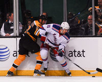 Enver Lisin, New York Rangers Stock Image