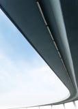 Envergure d'autoroute Image stock
