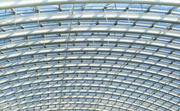 Envergure de toit images libres de droits