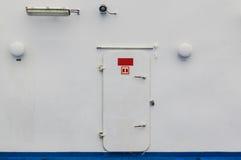 Envia a porta à prova d'água Foto de Stock Royalty Free