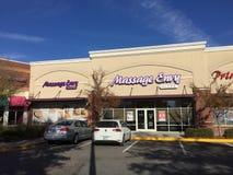 Envie de massage, Summerville, Sc image stock