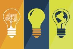 Enviroment energy Stock Photo