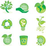 Enviromental set Stock Photography