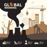 environment Позвольте спасению ` s мир совместно бесплатная иллюстрация