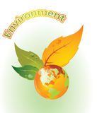 Environment background stock illustration