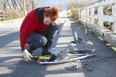 Environment Canada Technician Stock Photography