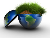 Environment concept Stock Photography