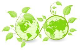 Environment concept III Royalty Free Stock Photos