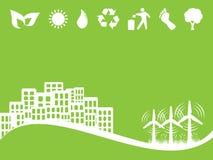 Environment and Eco Symbols Stock Photography