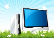 Environment Friendly Computer Stock Photos