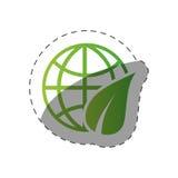 Environment globe world design. Illustration eps 10 Stock Photos
