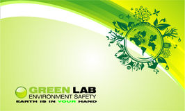 Environment Green Background Stock Photo
