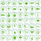 Environment Icon Royalty Free Stock Photos