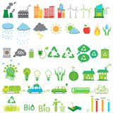 Environment Icon Royalty Free Stock Photo