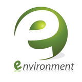 Environment Logo Stock Image