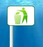 Environment logo Stock Photography