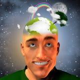 Environment Man Stock Photo