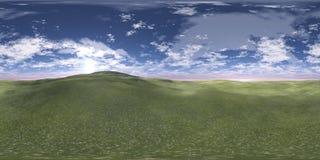 Environment map ,HDRI High resolution map. Stock Photography